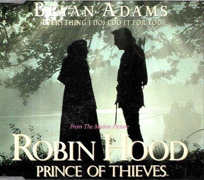 布萊恩亞當斯Bryan Adams / Everything I Do:I Do It For You(單曲)