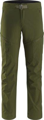 ARC'TERYX始祖鳥 PALISADE褲子 男款 綠色Bushwhack 輕薄耐久的越野褲,採用透氣、速乾的面料製成