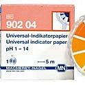 【編號90204】pH1~14德國pH-Universal廣用試紙