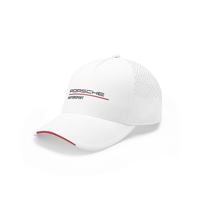 Porsche(保時捷)白色車廠帽-最後一頂特價!
