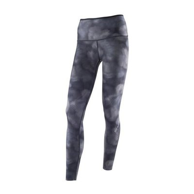 MIZUNO美津濃 BG9000 女緊身褲 壓力褲 全長 兩面穿 K2MJ5D0298(黑*灰)