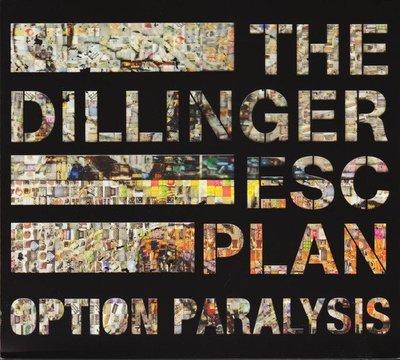 ##挖寶 328 保存如新CD The Dillinger Escape Plan –Option Paralysis