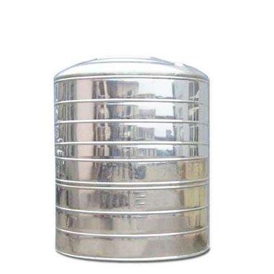 【工匠家居生活館 】 不鏽鋼水塔 1000型 304#白鐵 平底水塔 (直徑85x高141cm) 厚度0.6mm