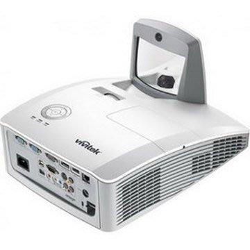 【全新含稅】VIVITEK D755WT 反射式超短焦PJ 投影機