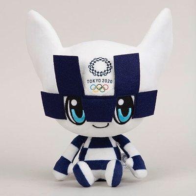 迷俱樂部|現貨!2020東京奧運吉祥物 絨毛玩偶 M [TOKYO 2020] 奧運帕運 日本官方商店 周邊商品 紀念品