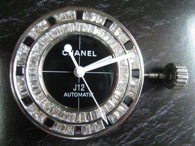 【愛錶回春中心】原廠CHANEL J12 (38mm) 專業代鑲T鑽(鑽框、滿天星) 請自備錶 新北市
