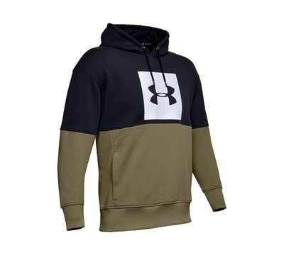 UNDER ARMOUR Overtime Pique Fleece連帽上衣 正品公司貨 1345602-331
