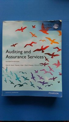 hs47554351 Auditing and Assurance Services(GE)(16版) 2017年*1