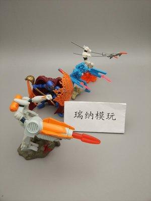 """千秋 孩之寶 SIGMA6/S6特種部隊 GIJOE 2.5寸可動 """"BAT的進攻"""" 套裝"""