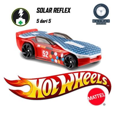 ^.^飛行屋(全新品)Hot Wheels 風火輪小汽車 合金車//太陽能車 SOLAR REFLEX(235/250)