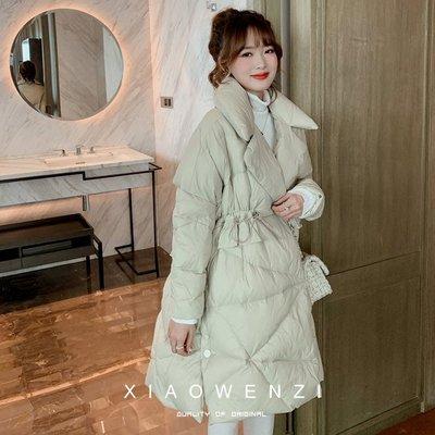 ❤JM SHOP韓風❤寬鬆麵包服中長款...