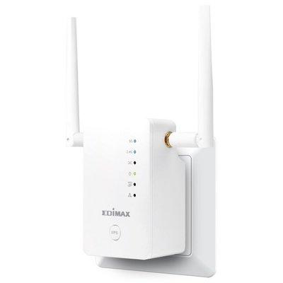 @電子街3C 特賣會@全新訊舟 EDIMAX Gemini RE11S AC1200智慧漫遊無線網路訊號延伸器