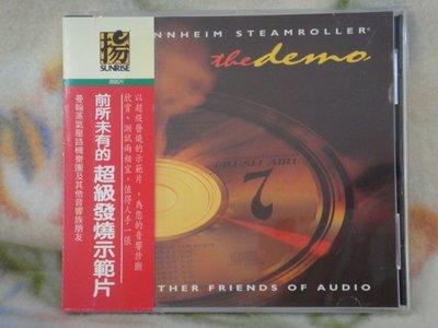 Mannheim Steamroller cd=The Demo 前所未有的超級發燒示範片 (附側標)