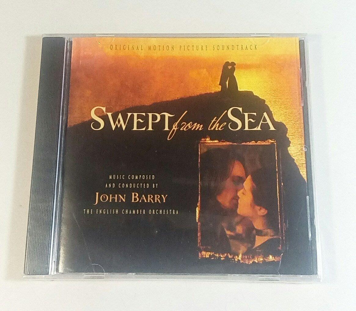 碧海奇緣(Swept from the Sea)- John Barry(62),美版
