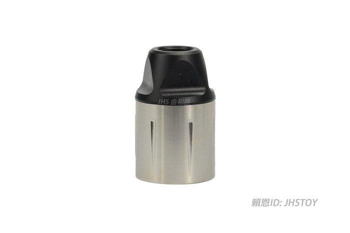 JHS((金和勝 槍店))SLR 不鏽鋼外圈 滅焰 防火帽 1910