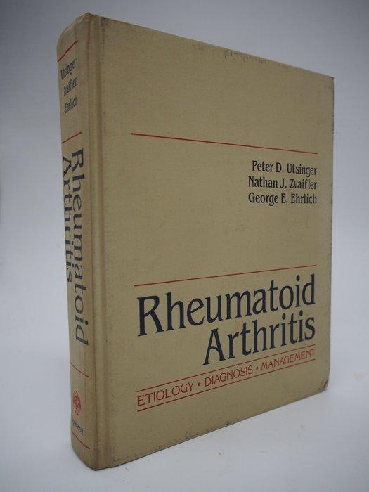 【月界】Rheumatoid Arthritis_Utsinger、Zvaifler、Ehrlich〖大學理工醫〗AIY