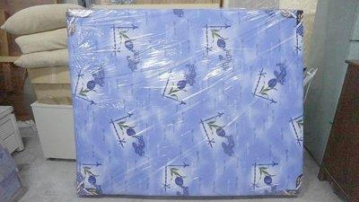 全新 雙人床墊 5X6尺 彈簧床墊 雙人床墊 單人床墊