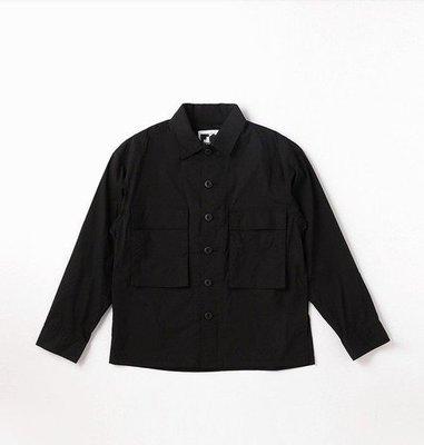 日牌FREAK'S STORE 工作 軍裝 襯衫 外套 黑  RAGEBLUE,HARE,BEAMS,UR