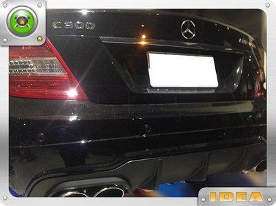 泰山美研社D3272 Benz W204 C300 AMG 後保桿 保險桿