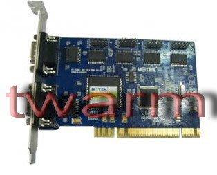 《德源科技》r)UT-7506A 6口RS-232 PCI多串口卡