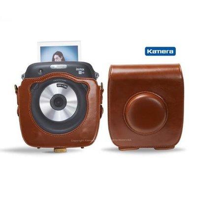 【中野數位】Kamera Square SQ10 皮質相機包-黑/藍 FUJI