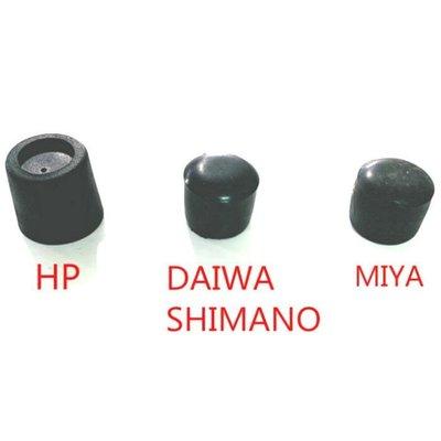 大西洋釣具 HI-POWER DAIWA SHIMANO MIYA DAIWA大頭 電動捲線器 電源防水蓋 (1入)