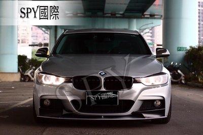 SPY國際 BMW F30 F31 M-TECH PERFORMANCE前保桿 側裙 後保桿前下巴側裙定風翼PP材質
