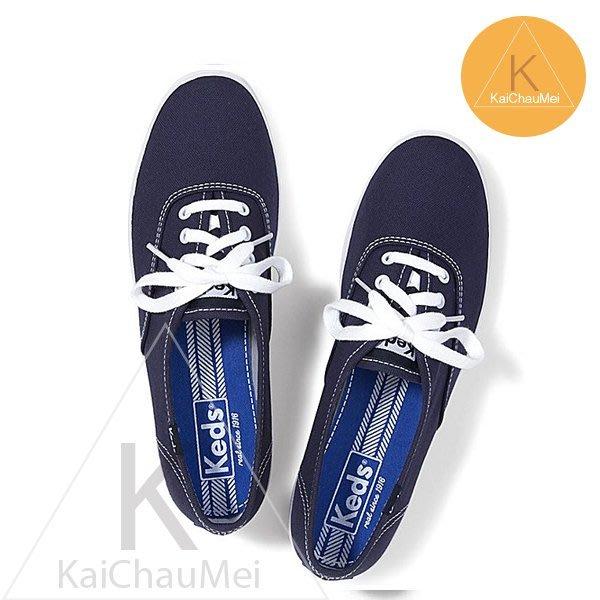 凱喬美│Taylor Swift for Keds 泰勒斯 海洋 深藍 帆布鞋 韓星金敏喜水晶尹世娜鄭秀晶 散步時尚女孩