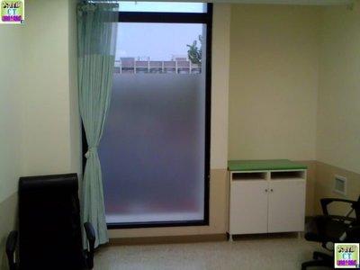 大台南 CT 創意設計廣告社-霧膜玻璃貼