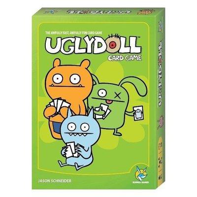 *小貝比的家*益智玩具 歐美桌遊 UGLYDOLL Card Game 醜娃娃(中文版)