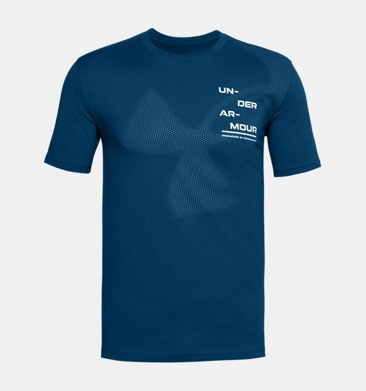 UNDER ARMOUR Big Logo Breakdown 短袖T恤 全新正品公司貨 1357159-581 現貨 下標請詢問 UA 可刷卡分期