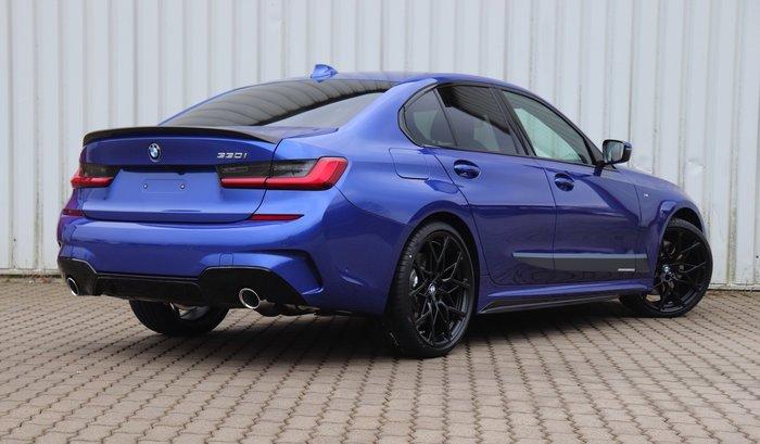 【樂駒】BMW G20 M Performance 795M 原廠 亞光黑 輕量化 鋁圈