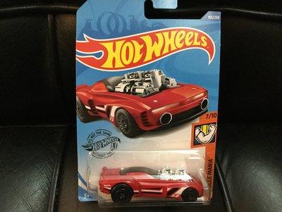 特價品 Hot Wheels 風火輪 RODGER DODGER 2.0 汽車模型 MUSCLE MANIA 可面交