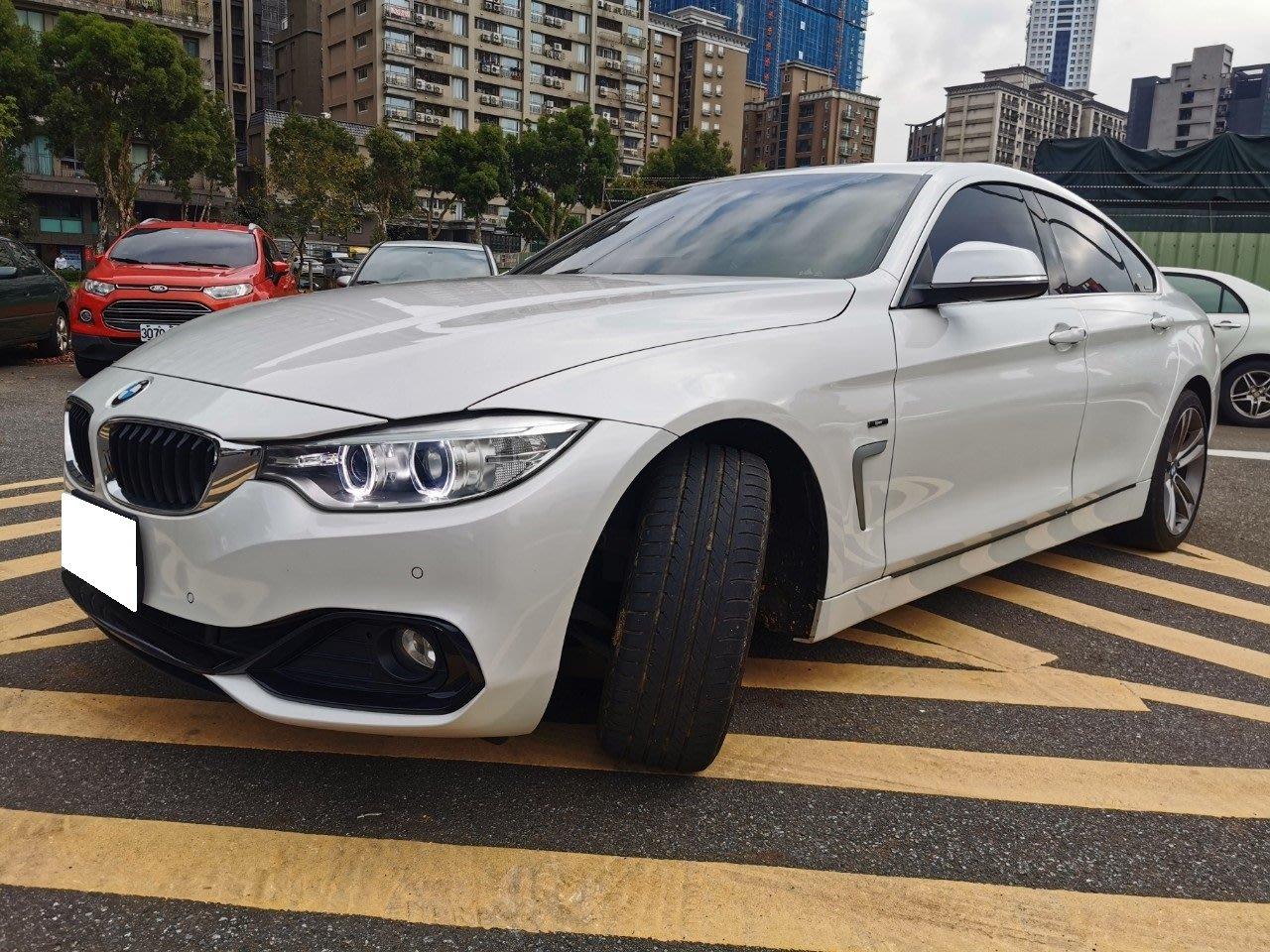 2015 BMW 寶馬 4-series gran coupe