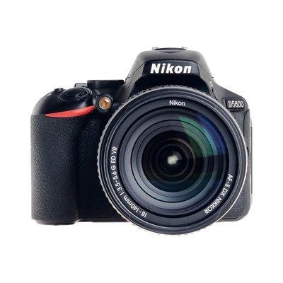 【直營】Nikon/尼康 D5600 數碼單反相機 D5600 AF-S 18-140 VR