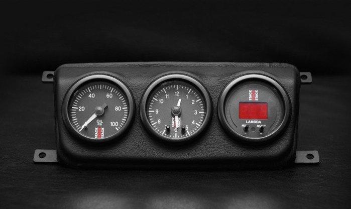 【樂駒】Stack 52mm 改裝 儀表 三環錶 基本 電子 系統 警示 記錄 溫度表 壓力表 顯示儀