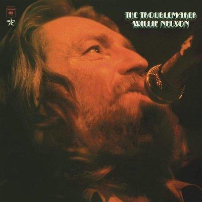 【黑膠唱片LP】麻煩製造者 The Troublemaker / 威利尼爾森 ---19075873841