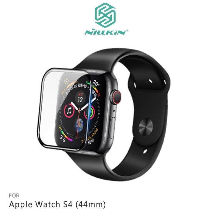 *Phone寶*NILLKIN Apple Watch S4 3D AW+ 全膠滿版玻璃貼 鋼化玻璃貼