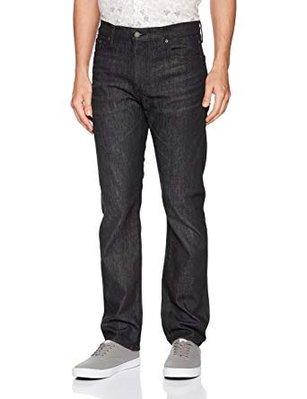 【獨賣新款28-42腰優惠】美國LEVI S 513 SLIM Ashes亮黑原色修身直筒丹寧褲牛仔褲511
