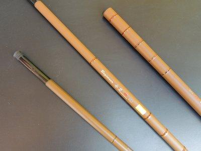 超值入門竿 低碳複合纖維 輕硬 手釣竿 水刀 18尺 540cm 台中市
