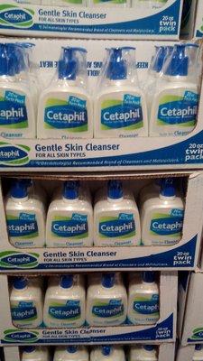 好市多代購-  舒特膚溫和清潔乳1入