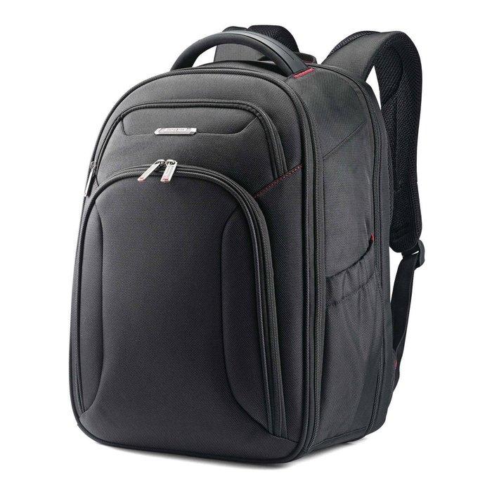 Coco小舖 Samsonite Xenon 3.0 Large Backpack 黑色大款筆電後背包
