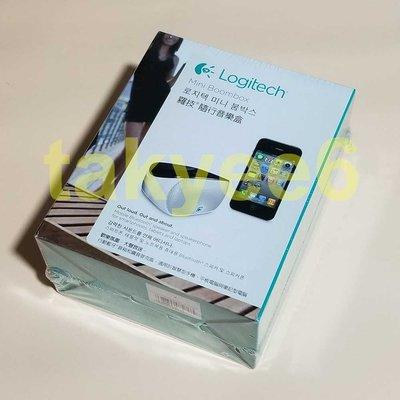 全新 Logitech Mini Boombox 藍芽喇叭 駕駛 室內 免提功能 (Bluetooth Speaker Mic Handfree)