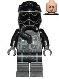 【Sunny Buy 】◎二手◎Lego sw672 鈦戰機飛行員 First Order TIE Fighter