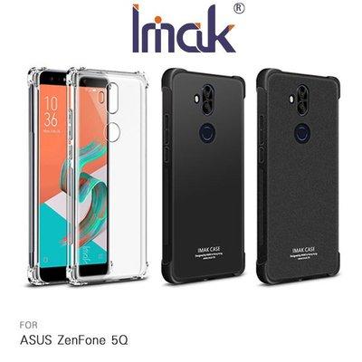 --庫米--Imak ASUS ZenFone 5Q/5Lite ZC600KL 全包防摔套(氣囊) 加厚耐摔 防摔
