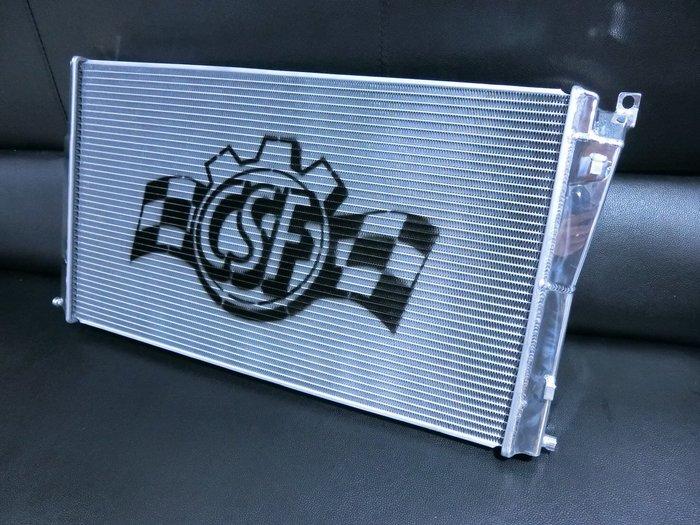 ☆光速改裝精品☆美國CSF BMW  F20 F21 F22 F23 F30 F31 N20 N55 鋁製水箱