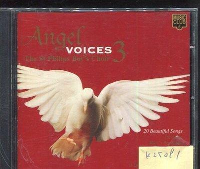 *真音樂* ANGEL / THE ST. PHILIPS BOY'S CHOIR 二手 K25091