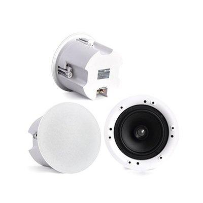永悅音響 POLESTAR CS-6CV2(1對)崁入式喇叭