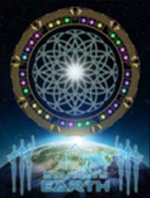 [心靈之音]#195 地球星門:新開端(喚醒與啟動)STARGATE EARTH-能量催化圖系列-美國原裝進口附中文說明