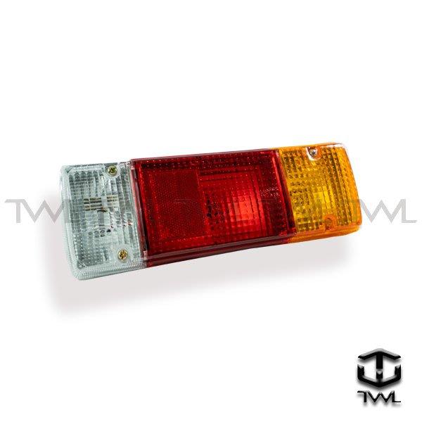 《※台灣之光※》全新 日野 HINO 黛娜 BU410 300車系 原廠型 紅黃白後燈尾燈台灣製